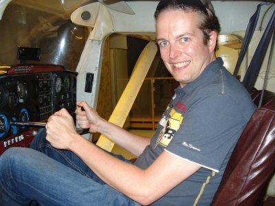 Piloting myCessna