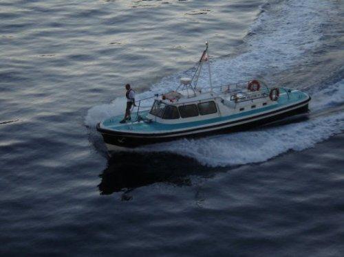 Bastia pilotboat