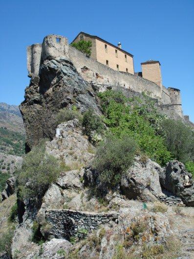 The citadel inCorte