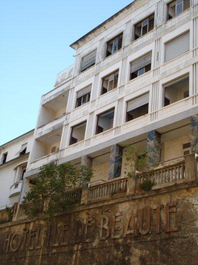 Desertedhotel