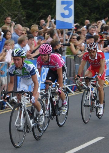 Unlucky Mark Cavendish