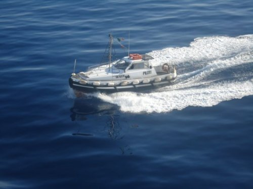 Genoa pilotboat