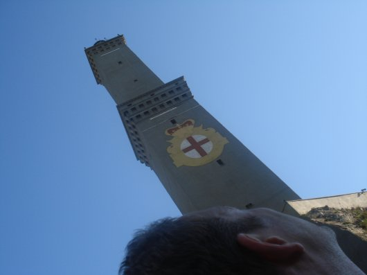 Genoalighthouse
