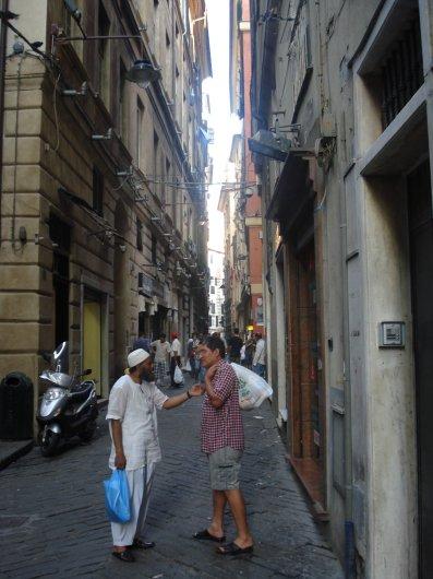 Genova streetview