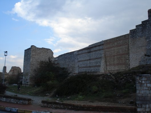 Walls ofConstantinople