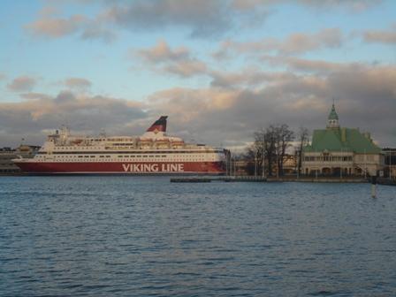Viking ferry andNJK