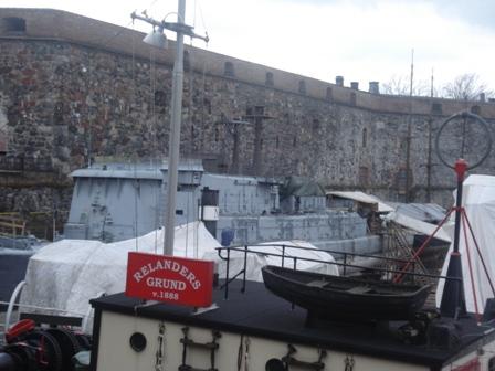 Suomenlinna drydock