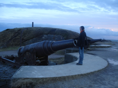 Guns of Suomenlinna