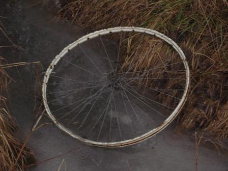 Wheel andice