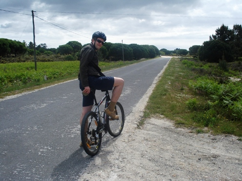 Cycling inTro�a