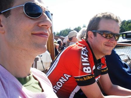 Jarkko and Martin