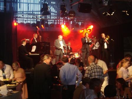 Nashville group in Backas Jazz