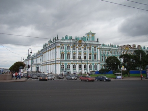The Hermitage. Must visit it at some point. With lots of time.